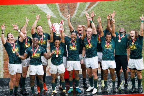 Blitzboks seal World Series title with win at Paris Sevens
