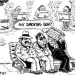 Any smoking gun?