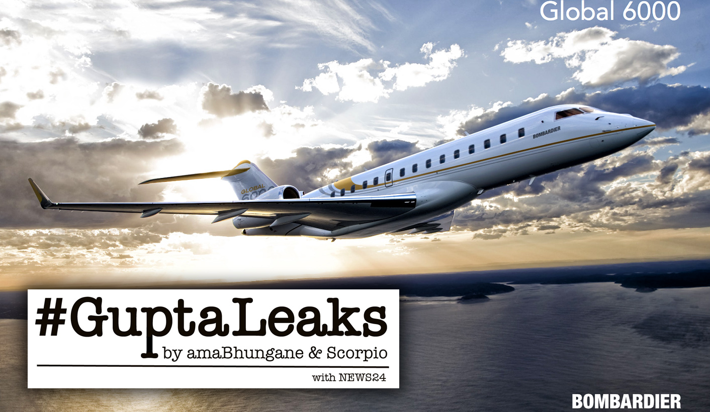 080d12c4bf5 Scorpio   amaBhungane  GuptaLeaks  TRAINSPOTTER – How the Canadian  government helped the Guptas buy their private jet