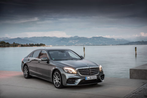 MOTORING: Mercedes-Benz S450 L: Swanky - but tech-savvy, too