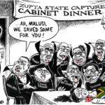 Zupta Cabinet Dinner