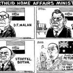 Apartheid ministers