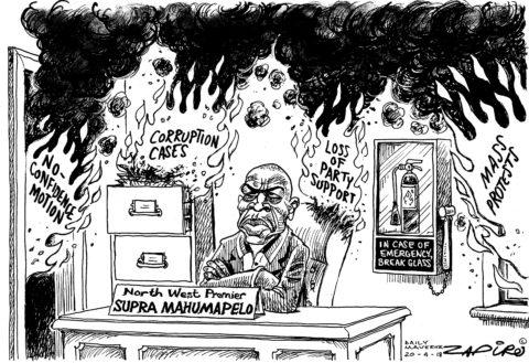Zapiro: Zapiro: Hot Seat