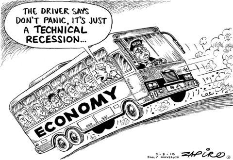 Zapiro: Don't Panic