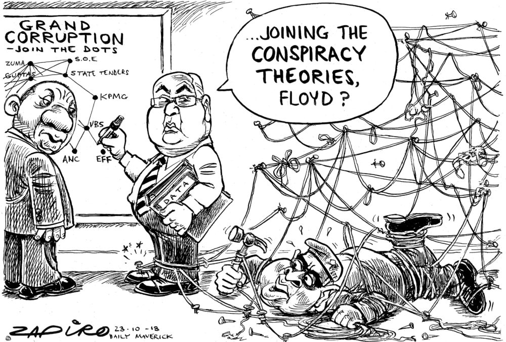 Grand Corruption Dots