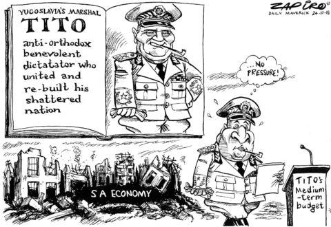 Zapiro: Marshalling Tito