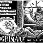Nightmare on DA Street