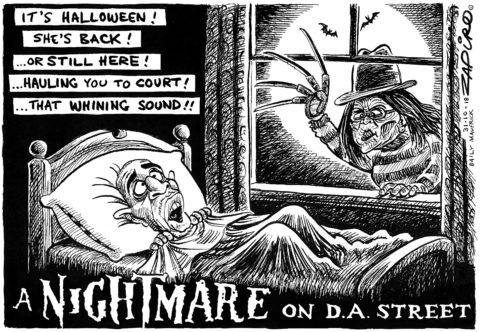 Zapiro: Nightmare on DA Street