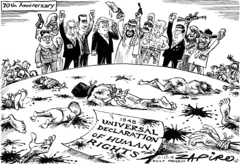 Zapiro: 70th Anniversary