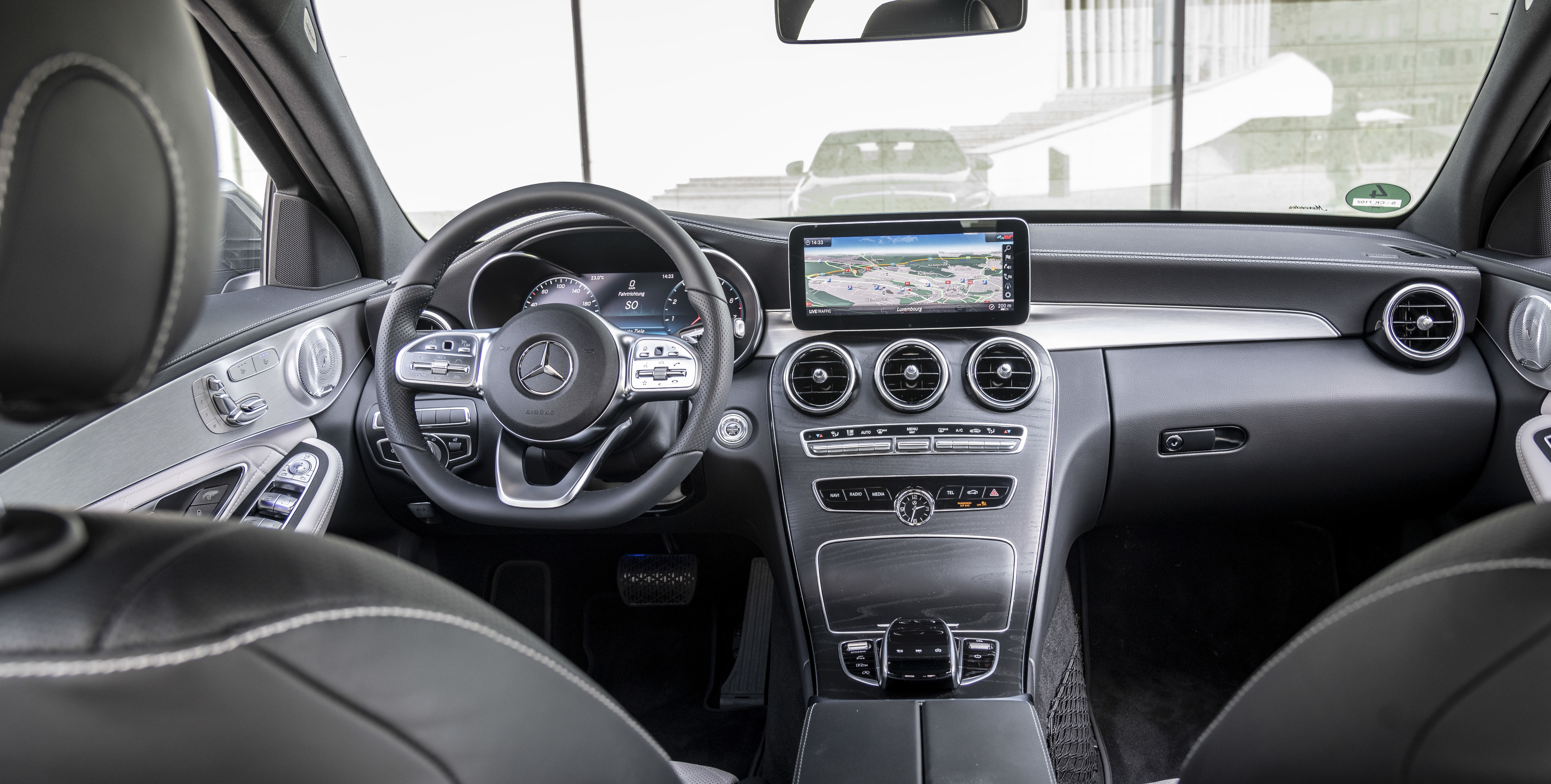 Mercedes-Benz C-Class: How new is new?