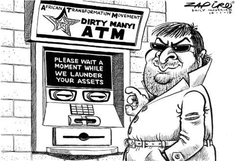 Zapiro: Dirty Manyi