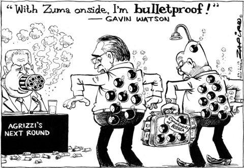 Zapiro: Next Round