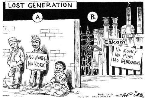 Zapiro: Lost Generation