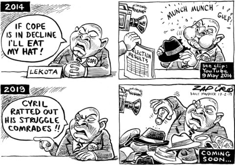 Zapiro: Big Talk