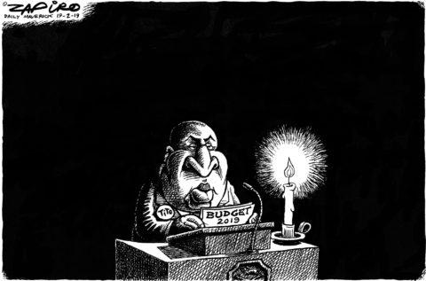 Zapiro: Budget 2019