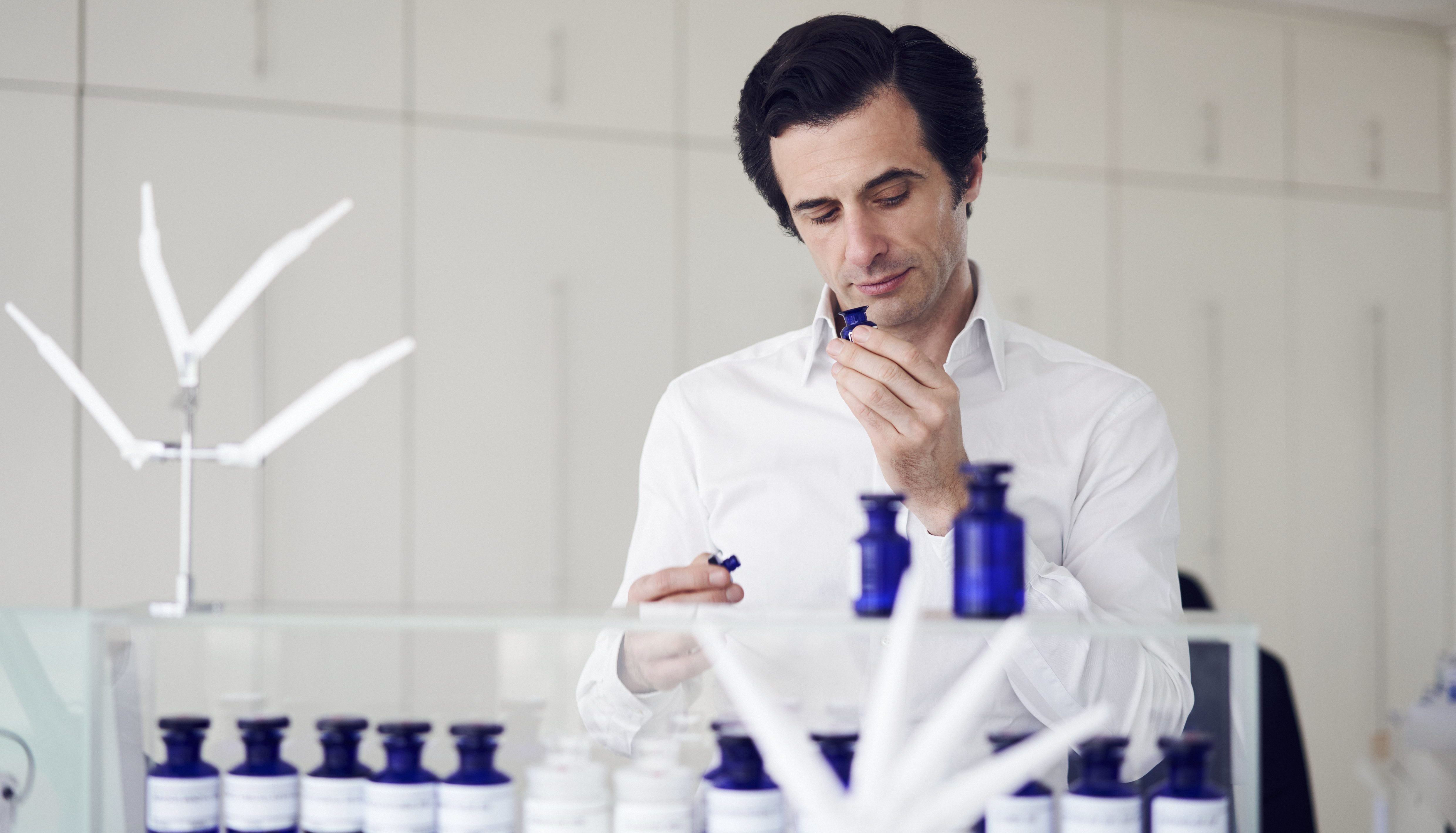 How House of Chanel's perfumer-creator reimagined the brand's latest scent