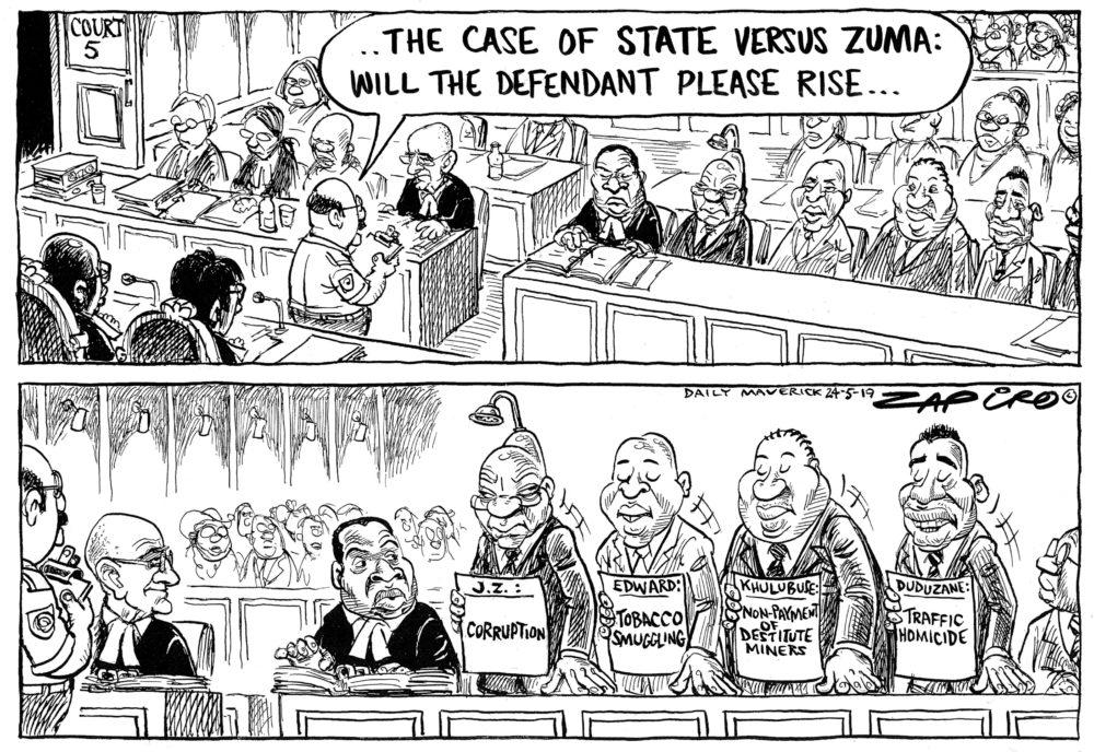 State vs Zuma