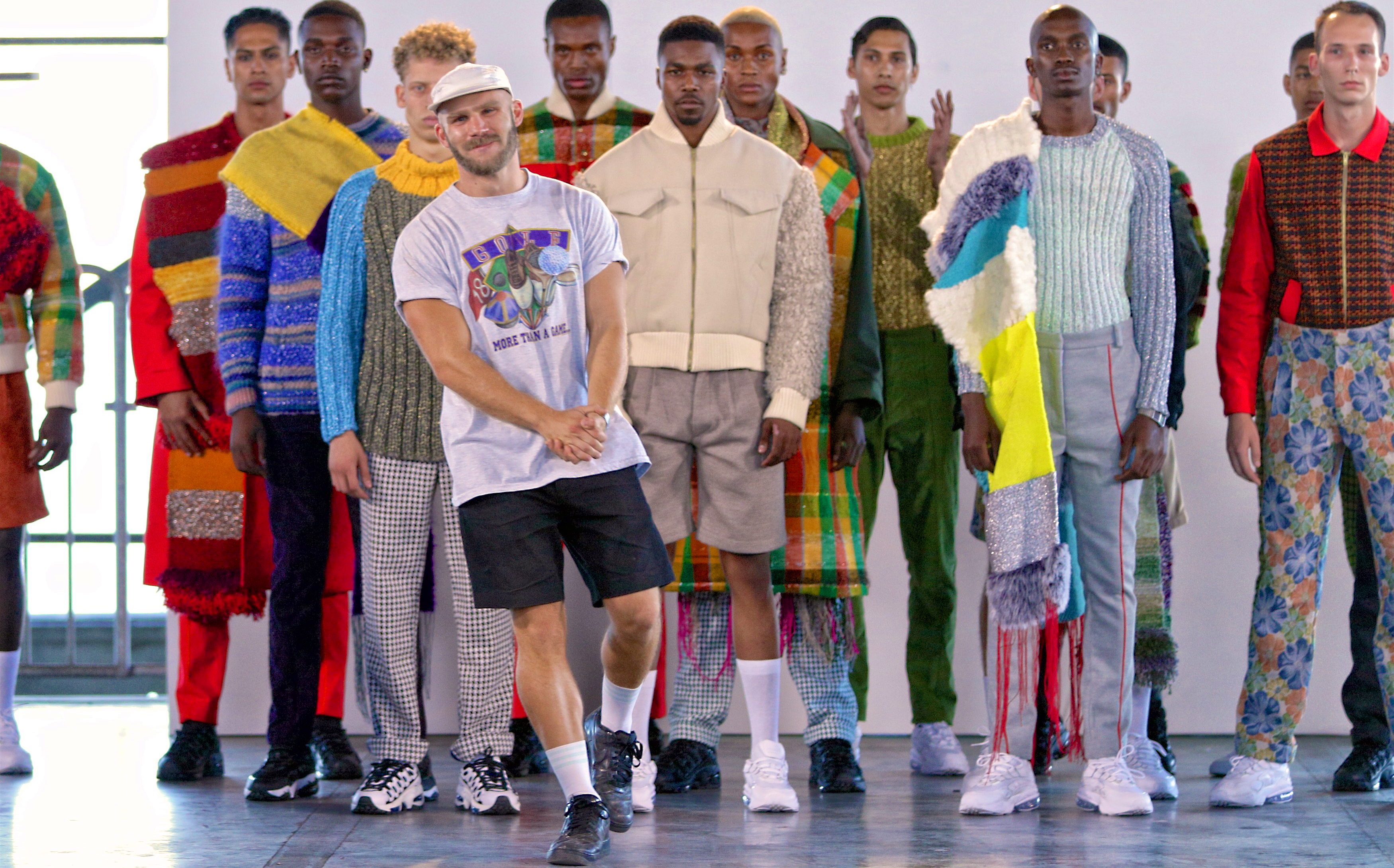 South African Menswear Week Nine Seasons Later What H