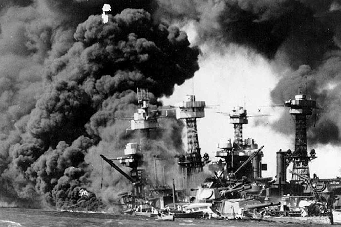 Did You Know Pearl Harbor Happened >> Pearl Harbour 70 Years Later The Conspiracy Theory St