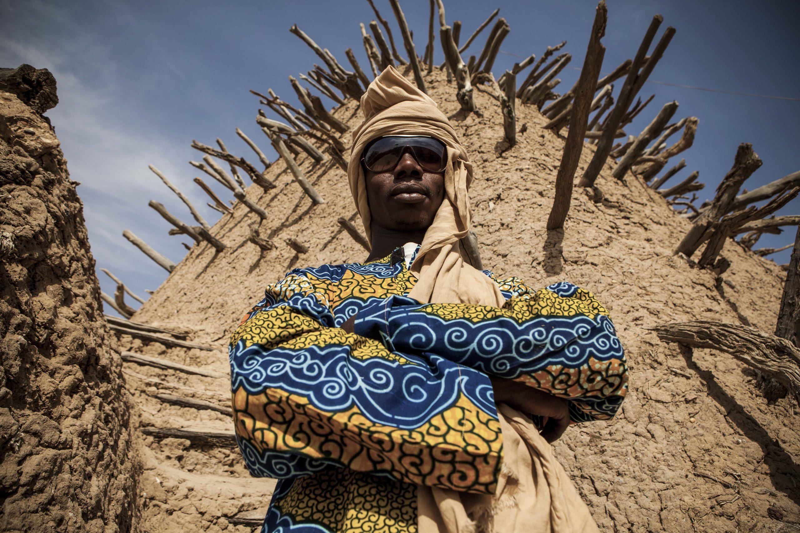 NEW FRAME: African futurism through Sahel Sounds