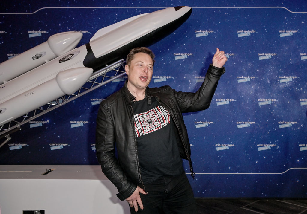 - GettyImages 1229893511 - The new Space Age — a billionaire's game
