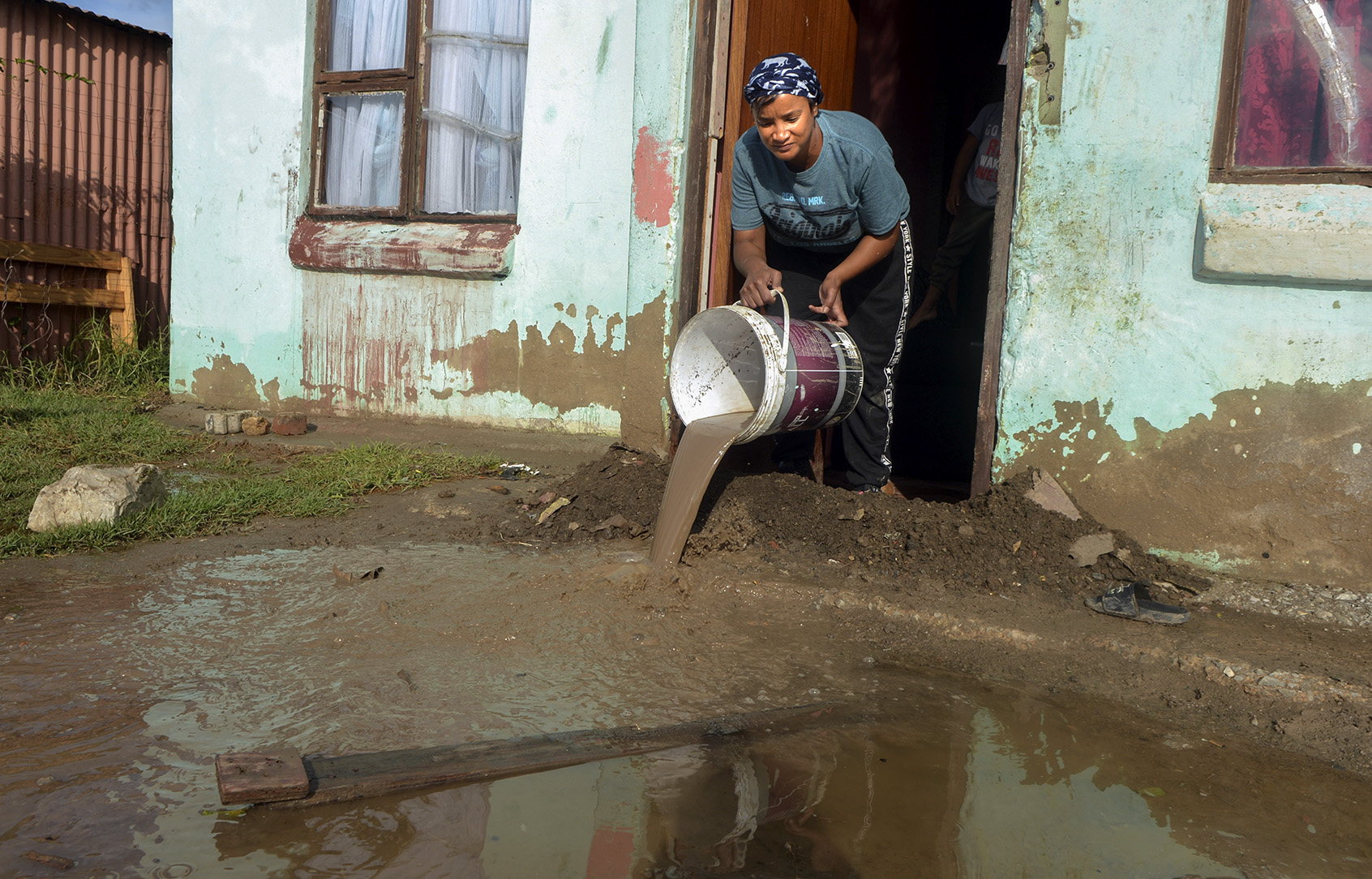 MAVERICK CITIZEN : Winter storm brings some relief to Nelson Mandela Bay water crisis despite widespread flooding