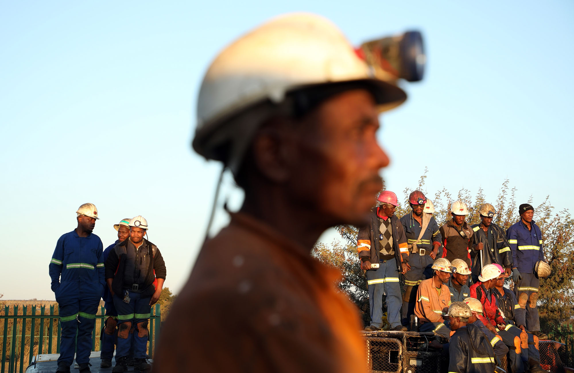 South African mining...Digging up the past in a pandemic