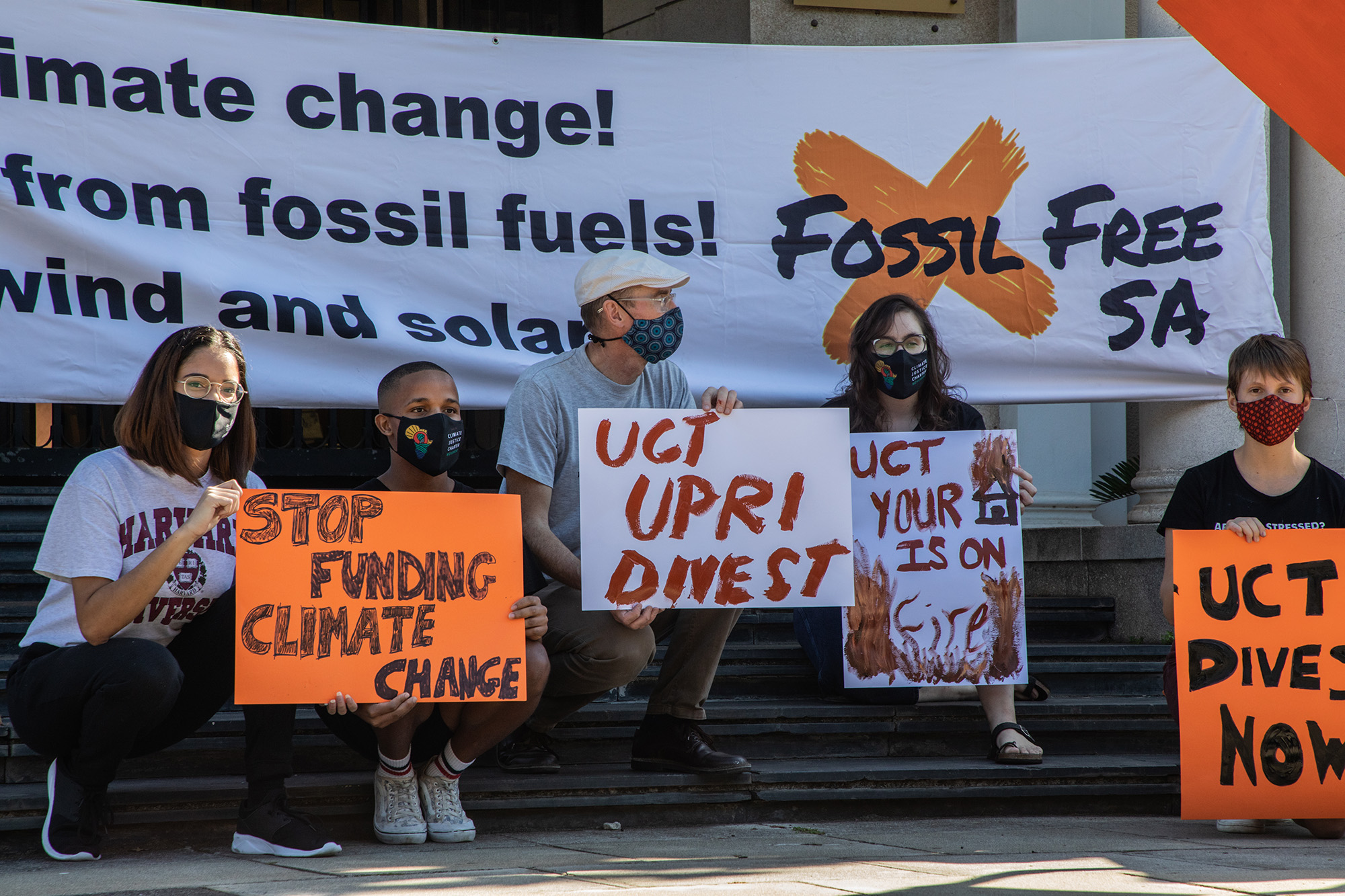 UCT put in crosshairs by climate crisis ac...Green power