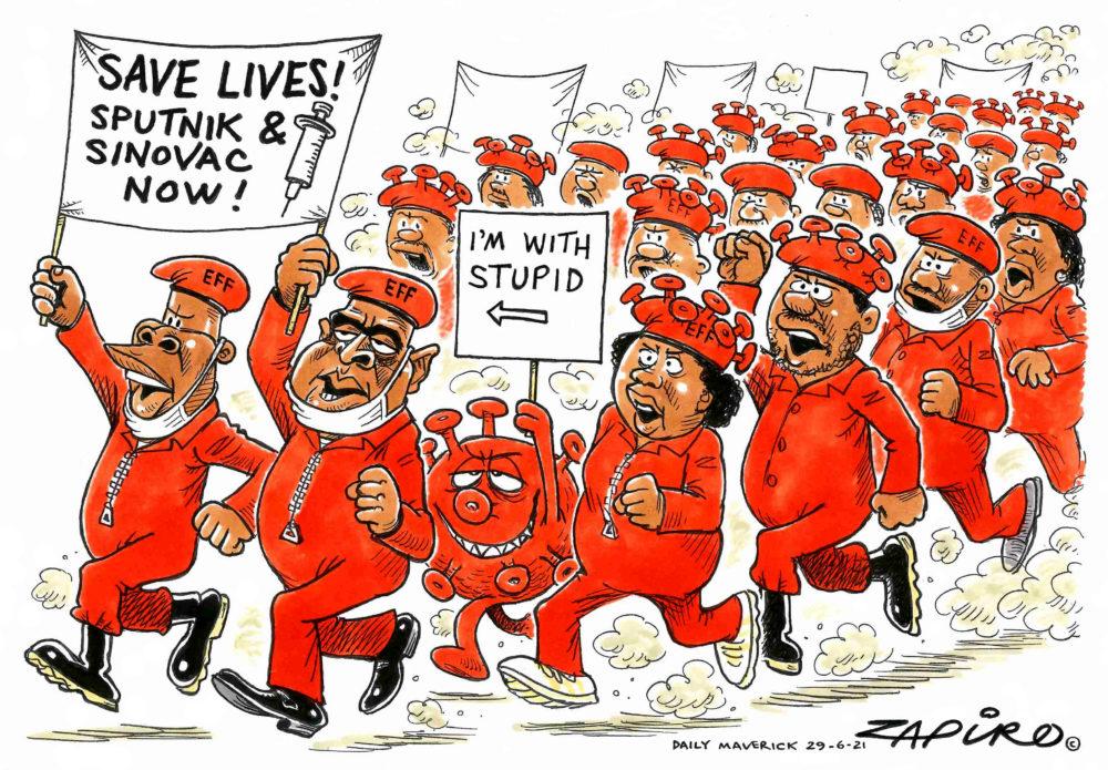 EFF unmasked