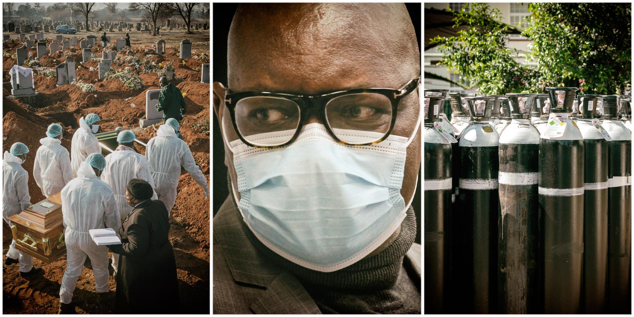 ANALYSIS: The third time around: Pandemic Horribilis tests Gauteng and David Makhura like never before