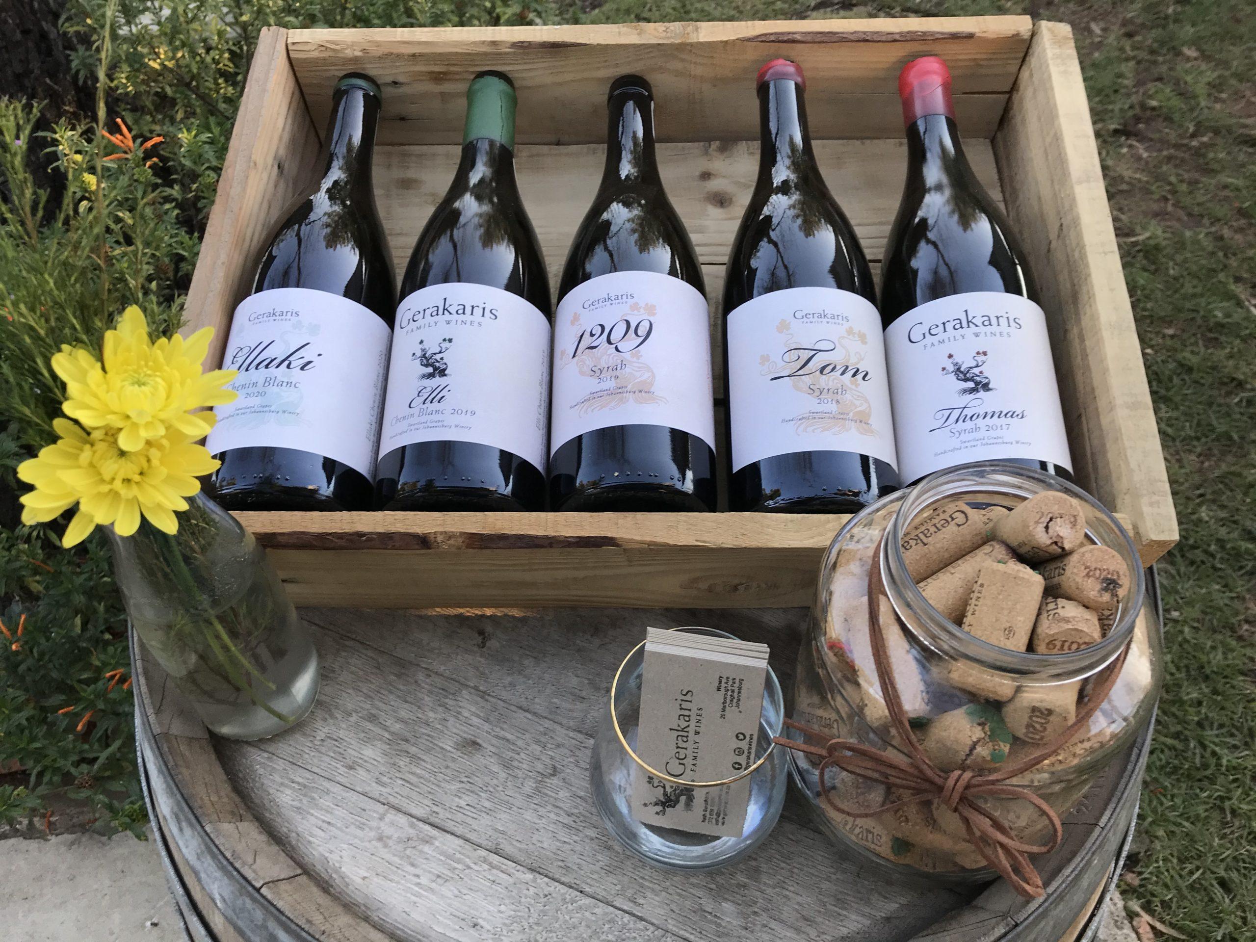 JOZI WINE: The City of Gold's elegant garagiste winery
