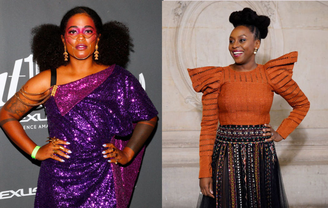 THE CONVERSATION: Adichie and Emezi: ignore the noise, pay attention to the conversation