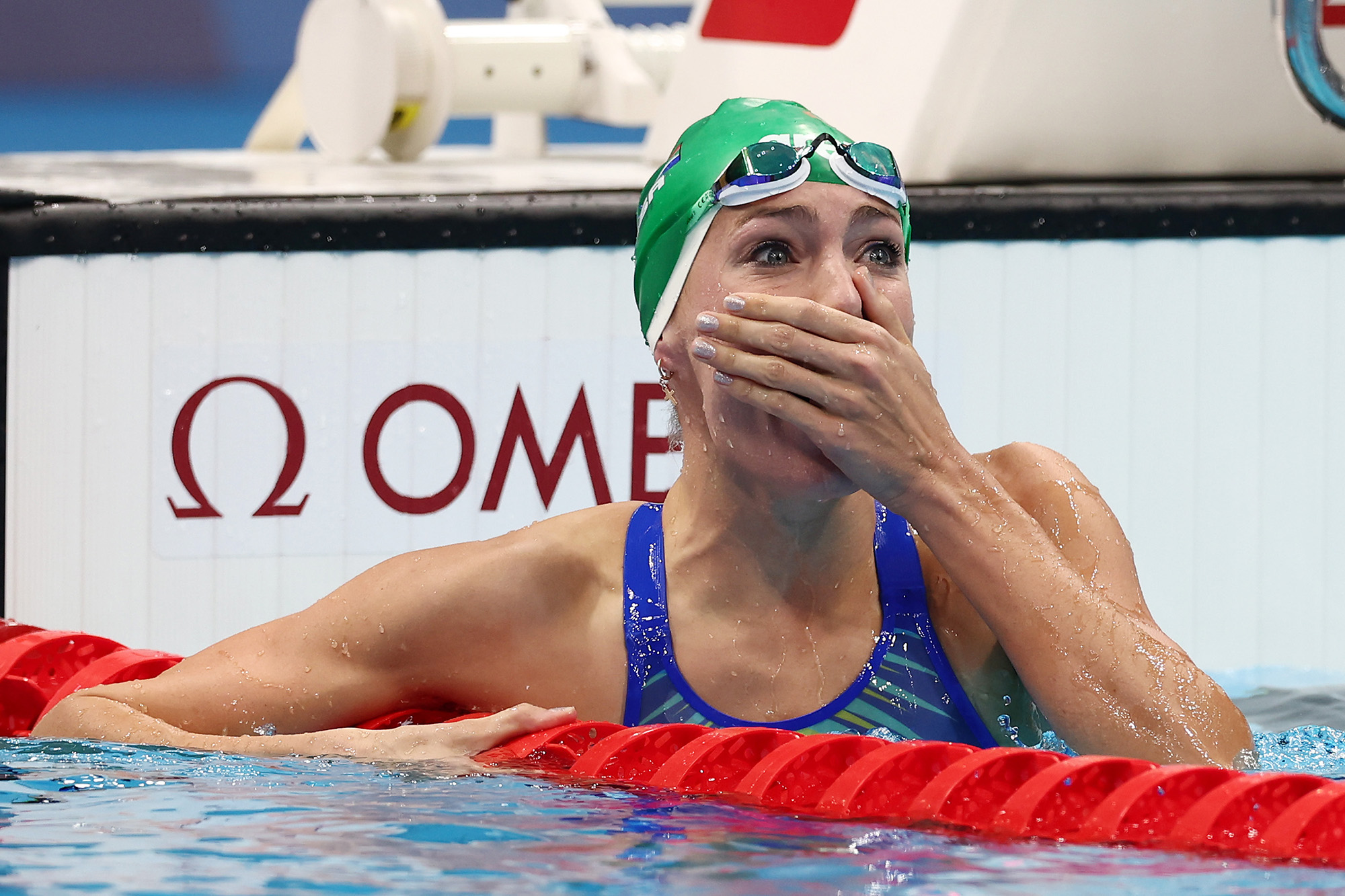 TOKYO 2020: Tatjana Schoenmaker strikes Olympic gold and smashes world record