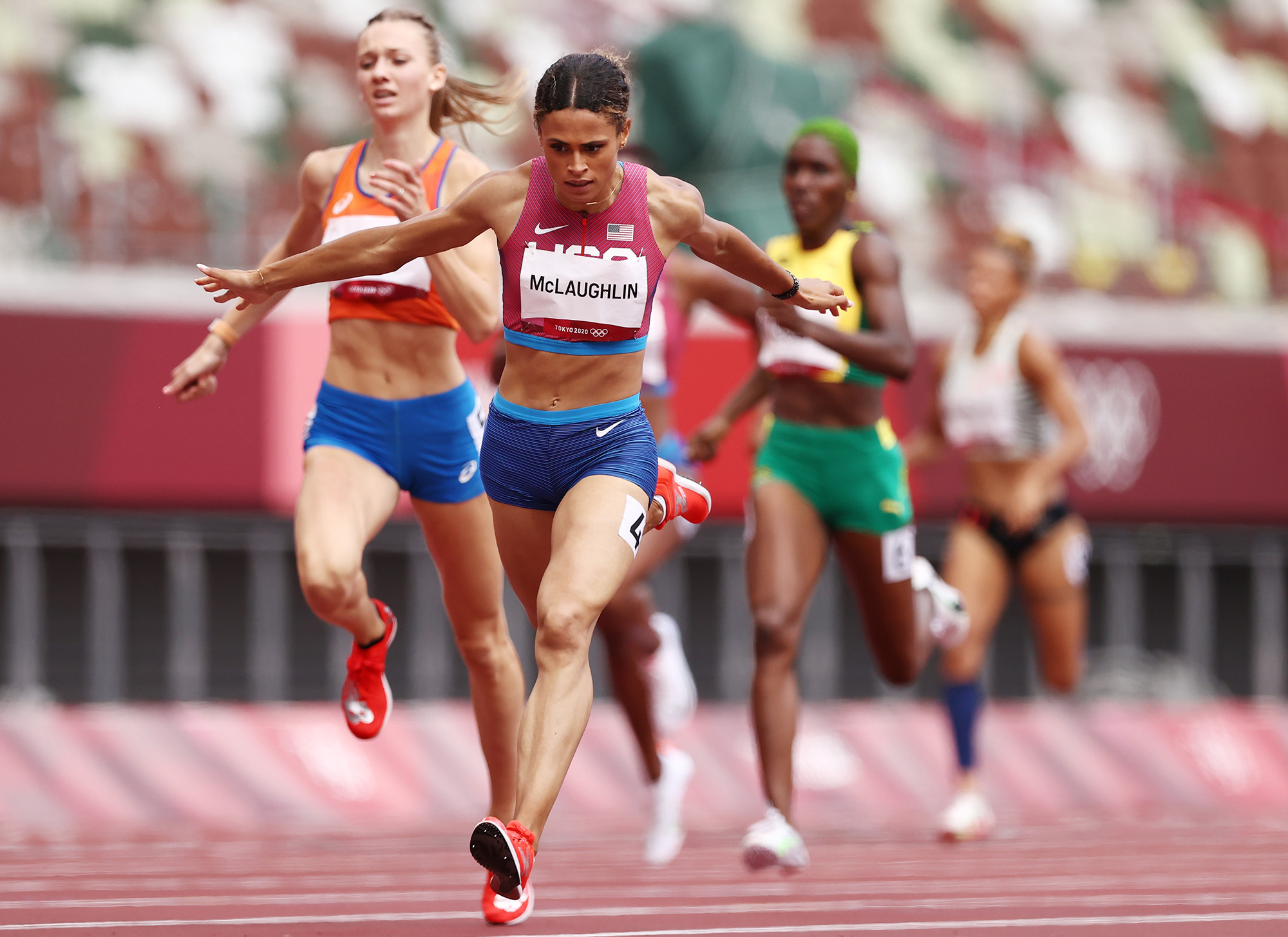 Sydney McLaughlin smashes women's 400m hurdles world record in superb Olympic final - Daily Maverick