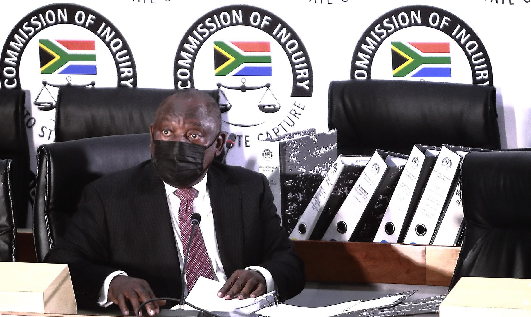 Ramaphosa should have had the courage…