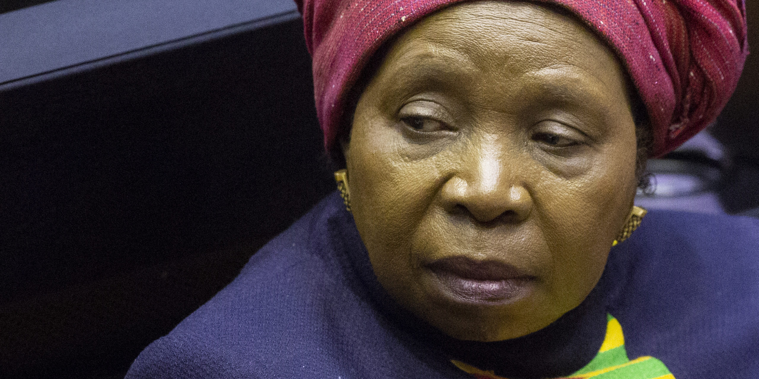 ROAD TO 2021 LOCAL ELECTIONS: DA ConCourt challenge undermines the IEC's powers, says Dlamini Zuma