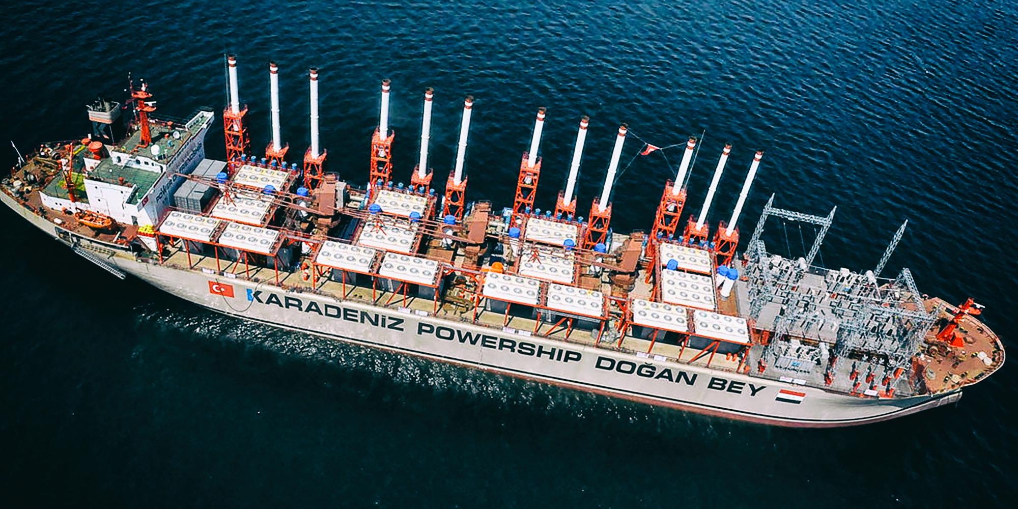 Turkish powership admirals get Nersa nod – but minist... - Daily Maverick