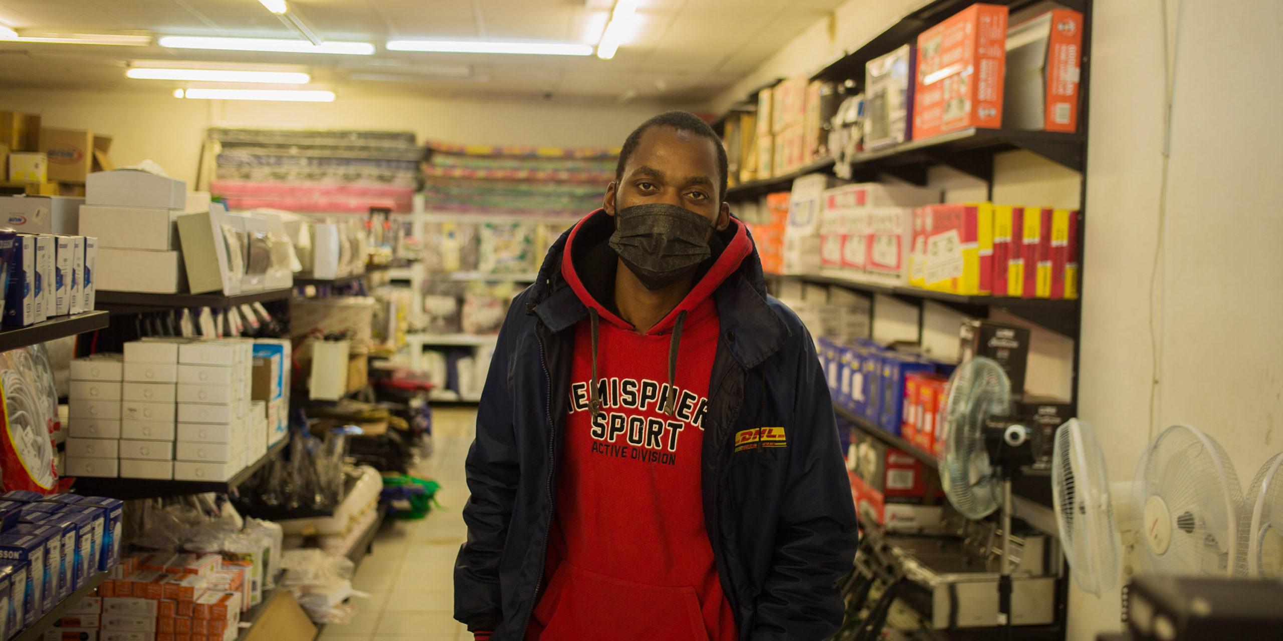 Umzimkhulu shop owner