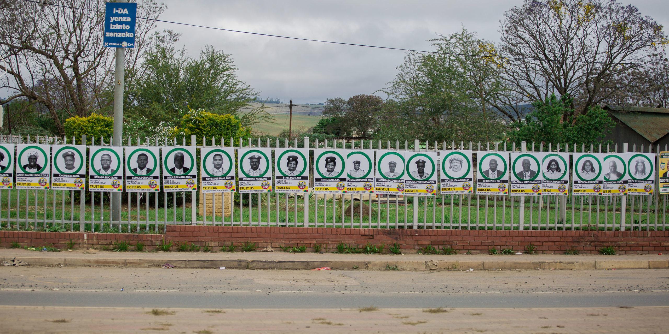 Umzimkhulu posters