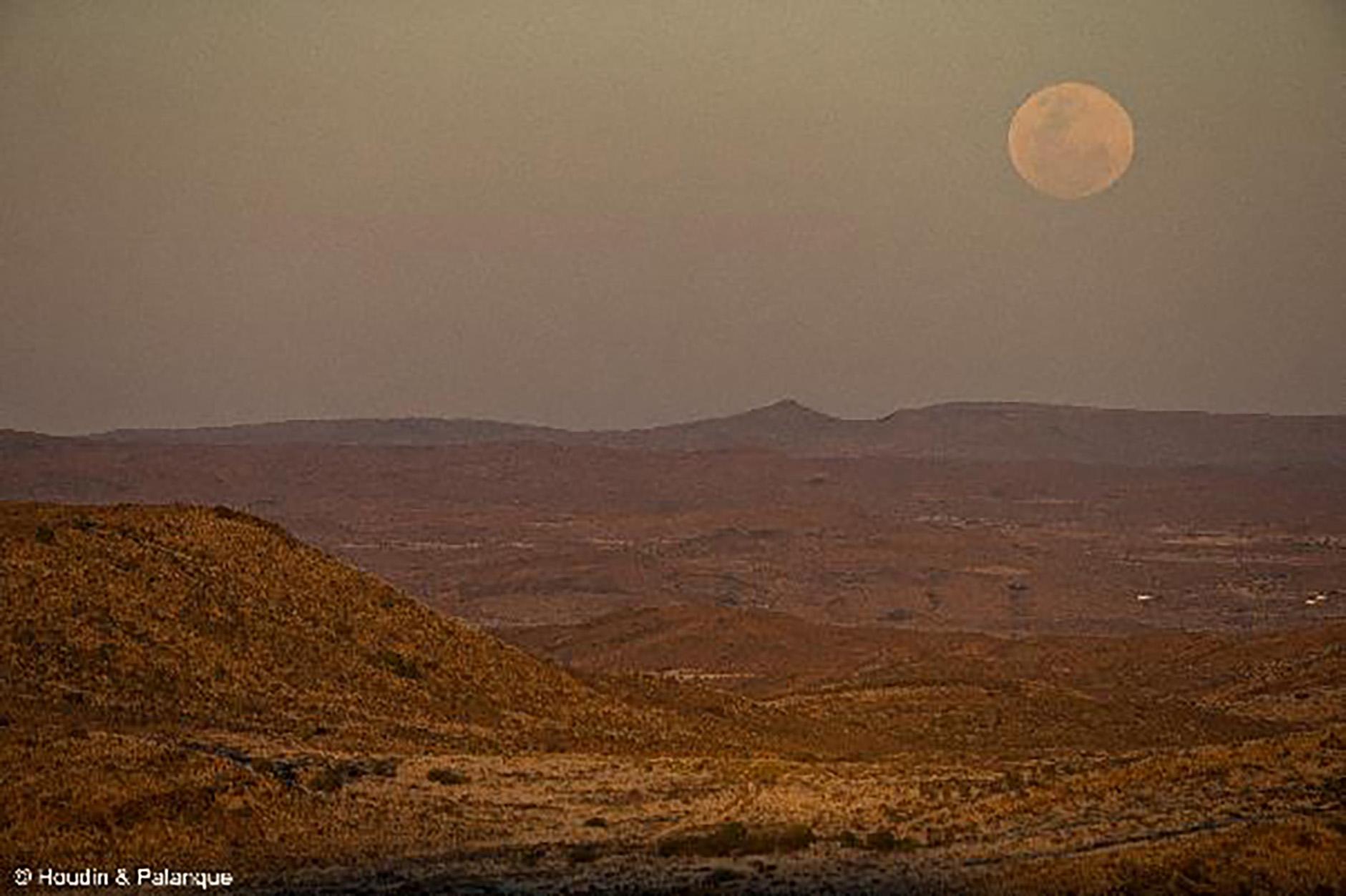 karoo moon