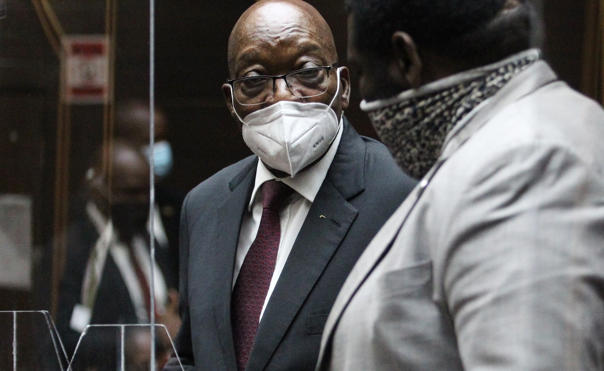 Court rules against Jacob Zuma's special plea to have Billy Downer removed from arms deal case - Daily Maverick
