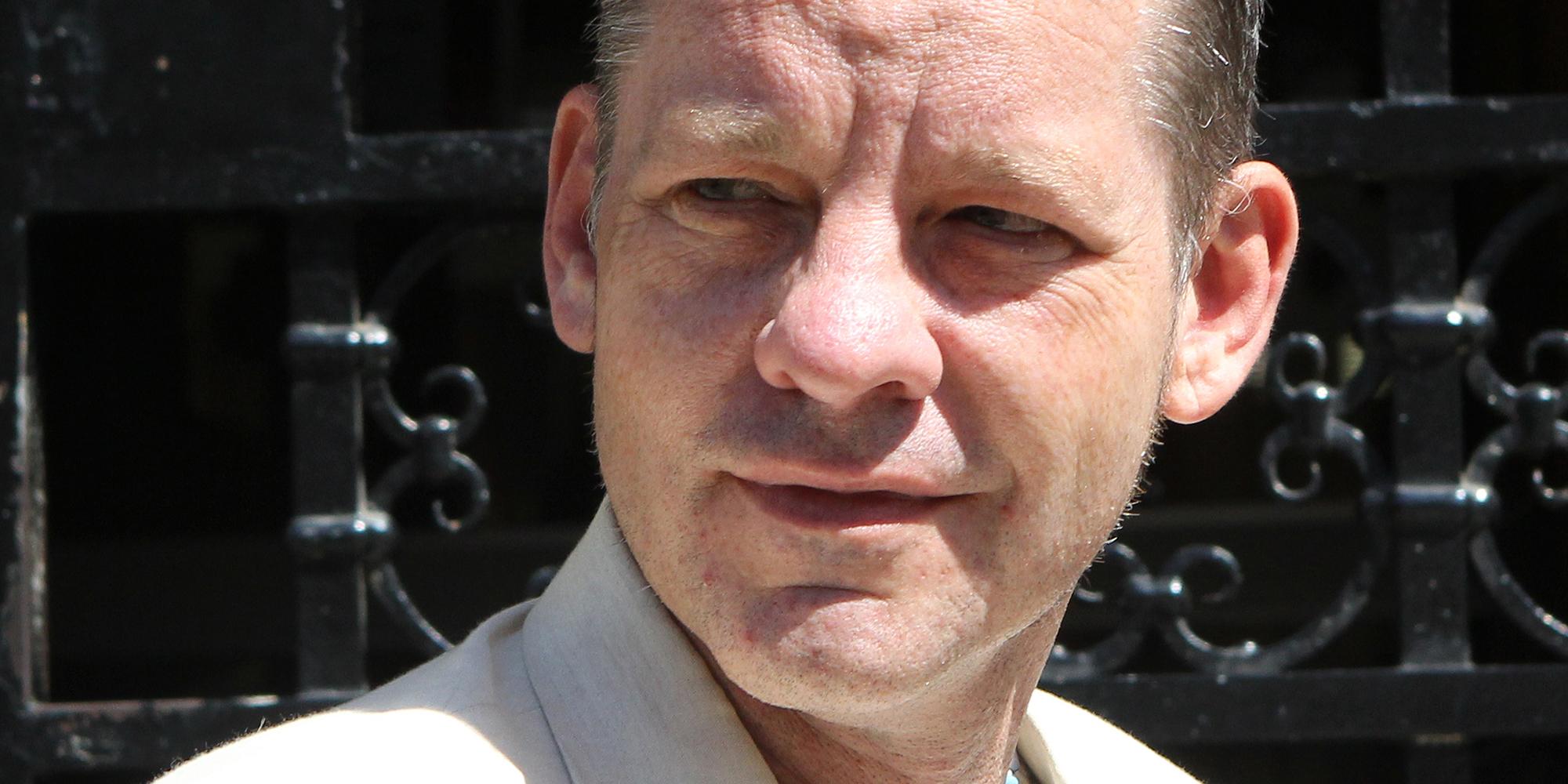 Ex-Fidentia boss and convicted fraudster J Arthur Brown... - Daily Maverick