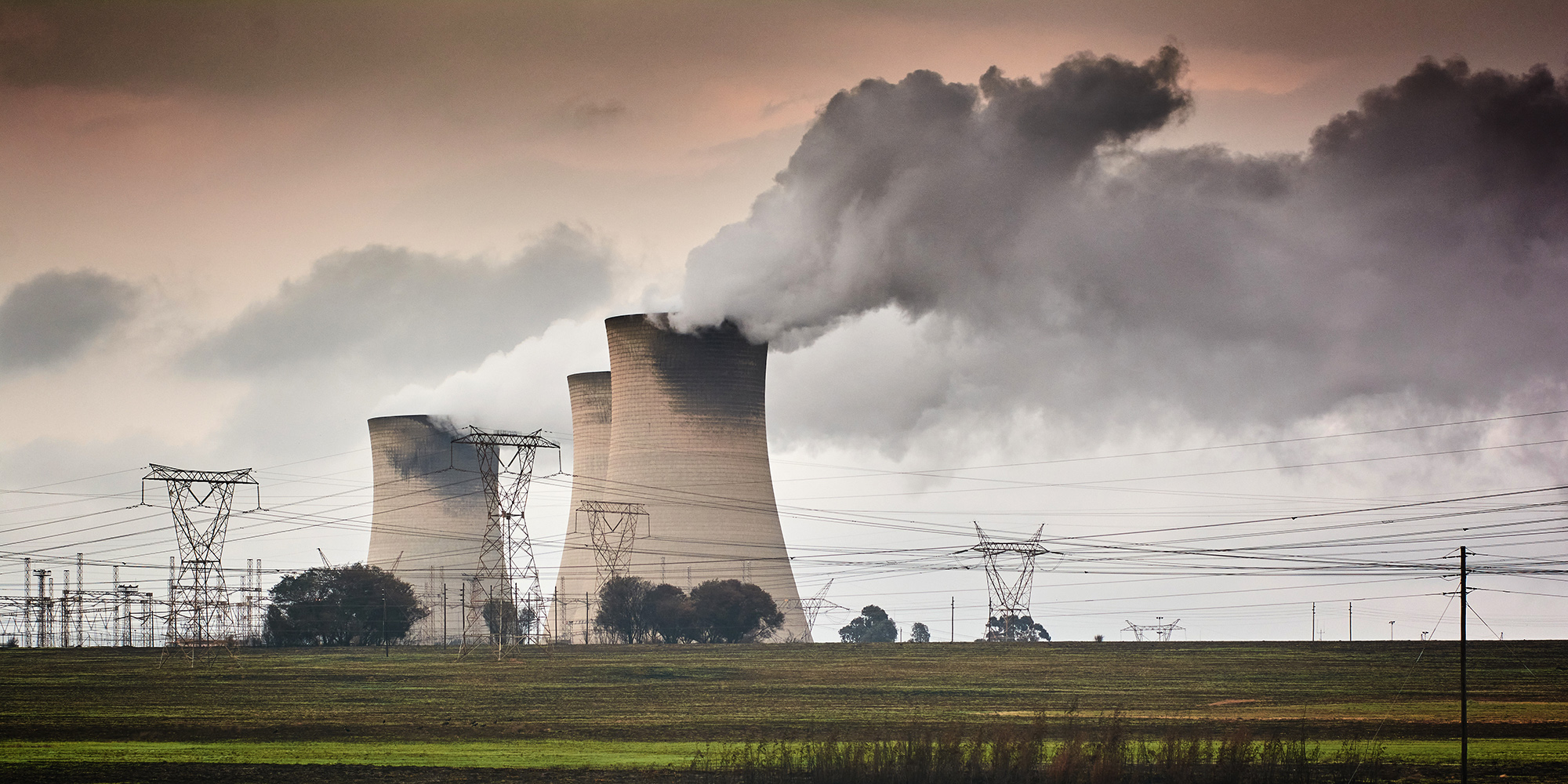 DIRTY BUSINESS: Eskom emits more sulphur dioxide than any power company in the world — latest research
