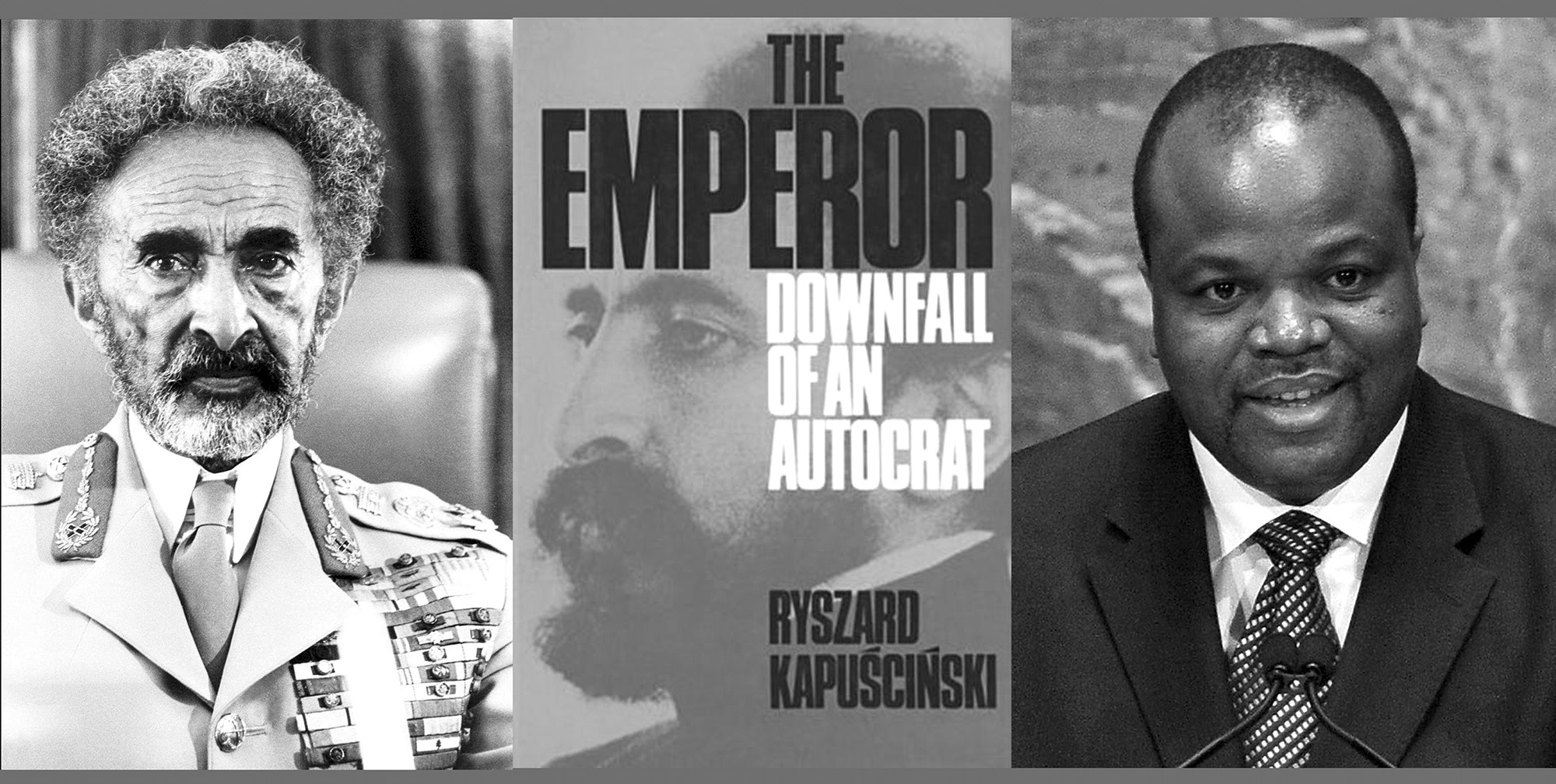 In the face of pro-democracy uprising, King Mswati III reads from Selassie's script - Daily Maverick