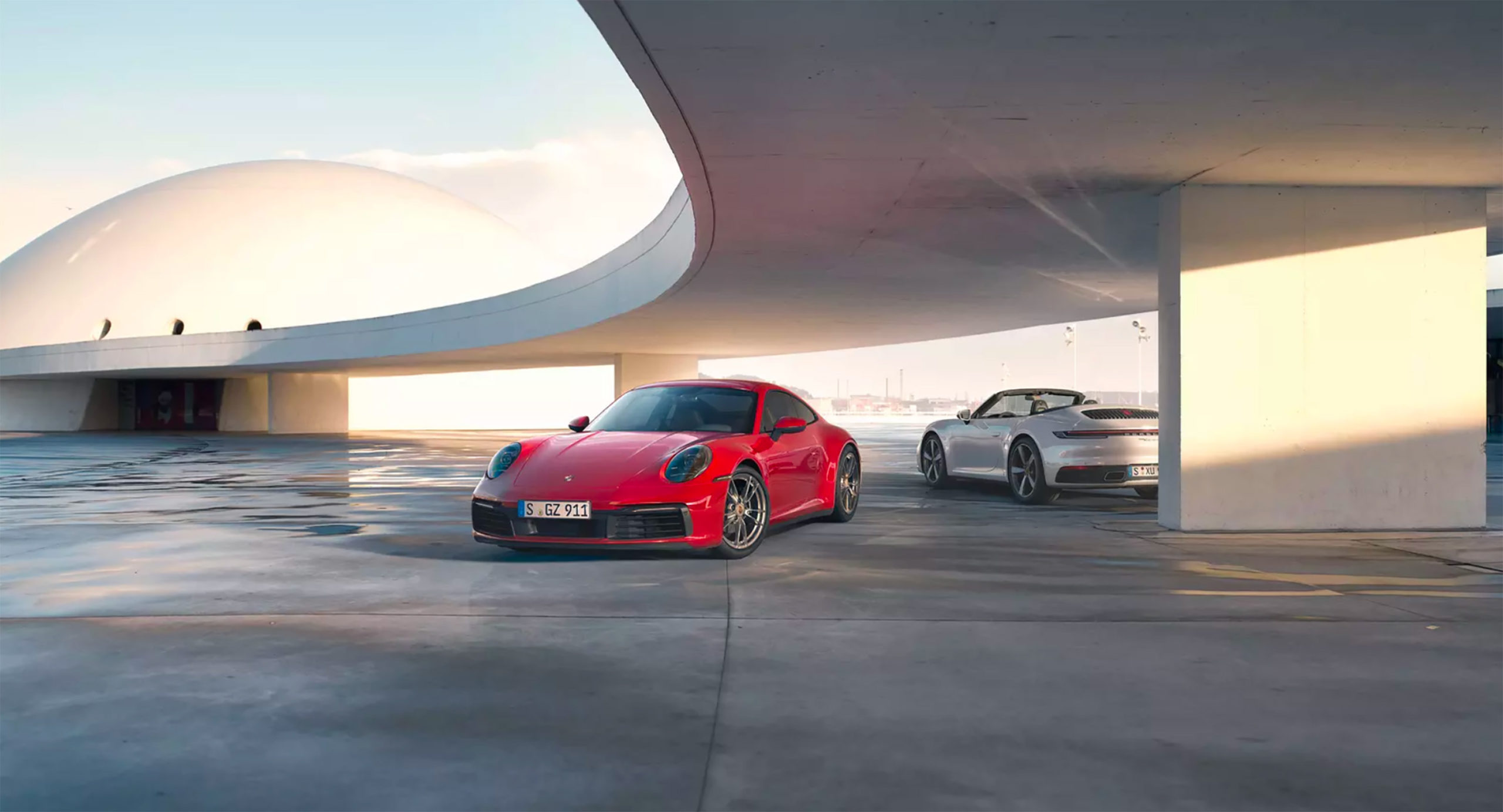 VROOM WITH A VIEW: For this old-car enthusiast, Porsche's new 911 Carrera GTS simply does everything right