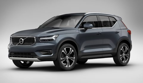 MOTORING: Volvo XC40 T3 R-Design: Swede sensation