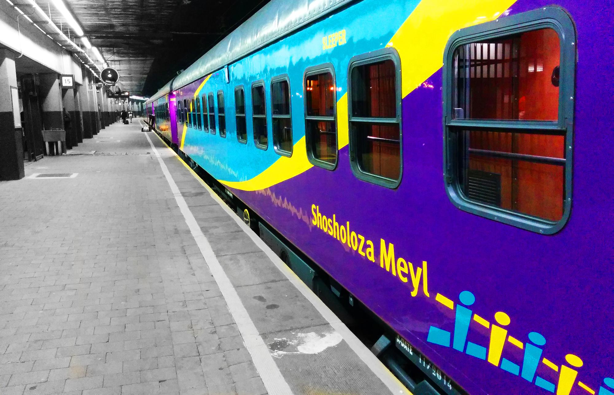 The last train to Cape Town? - Daily Maverick