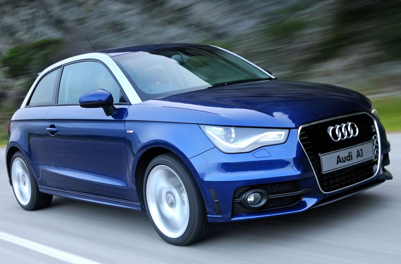 Audi A Small Car With Big Aspirations Daily Maverick - Audi small car