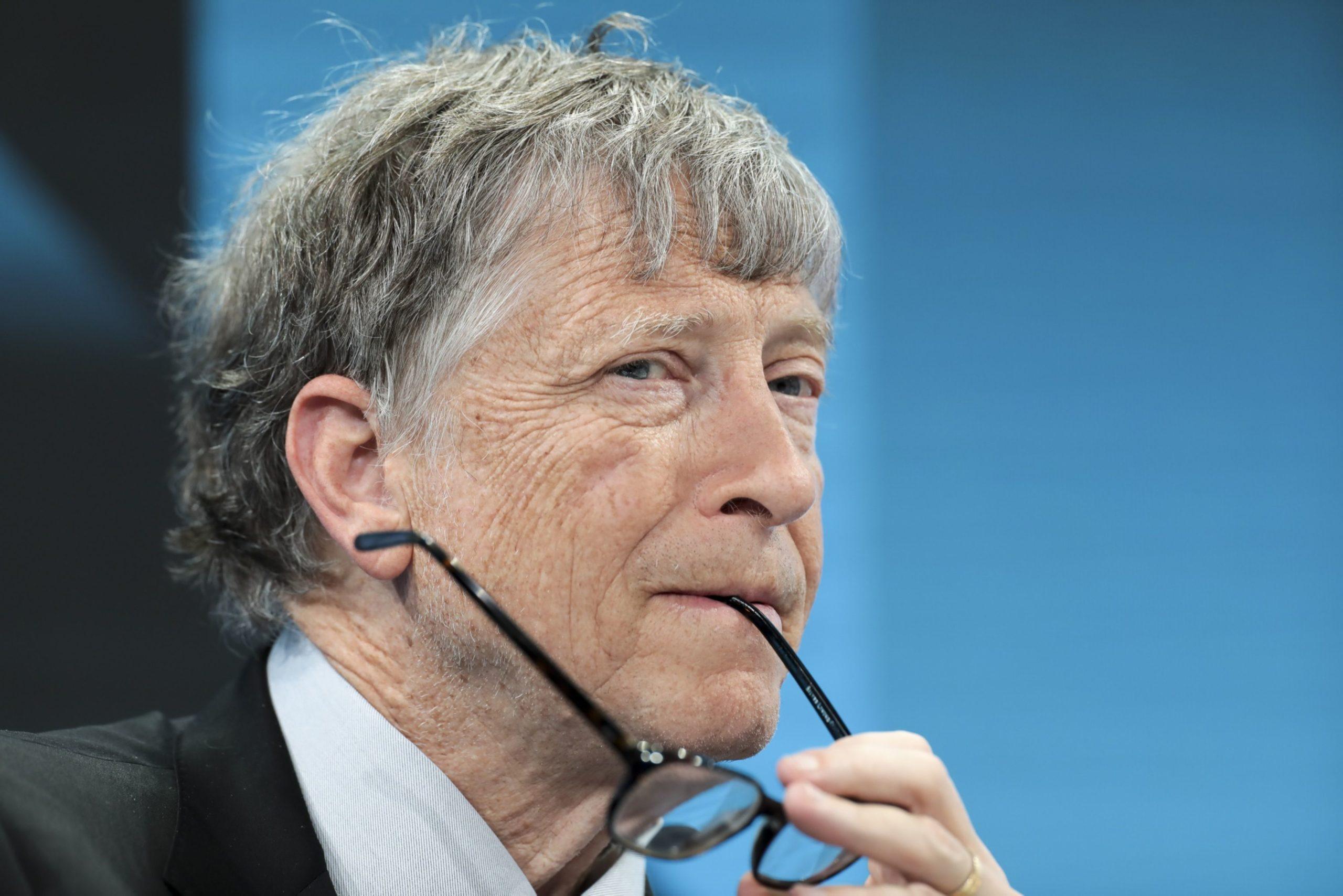 Business Maverick: Gates Raises $1 Billion as Corporate CEOs Join Race to Scale Clean Tech