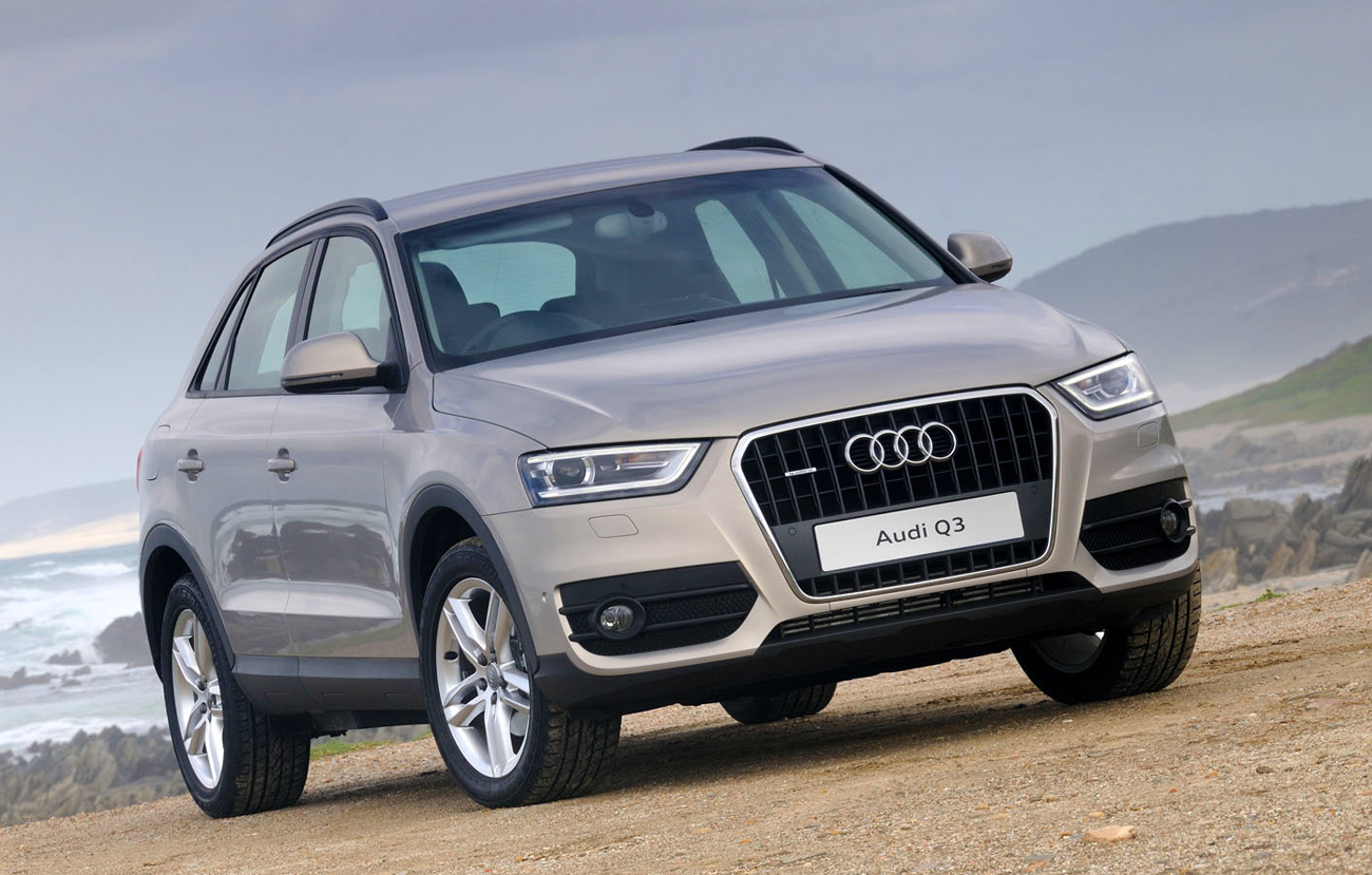audi q3 a new class of compact daily maverick. Black Bedroom Furniture Sets. Home Design Ideas